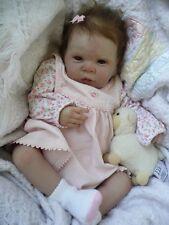 1 Custom reborn Michelle fagan Gabriel or gena baby boy or girl doll