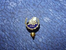 US Navy SeaBees Bee Military Logo Lapel/Hat Pin Tie Tack
