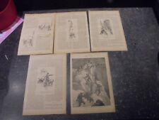 TROUPES DE MONTAGNE Chasseurs Alpins Chien St Bernard La Science Illustrée 1888