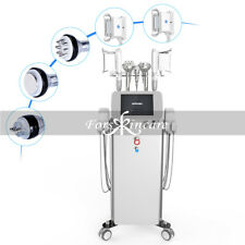 5-1 Ultrasonic Cavitation RF Radio Frequency Slim Cooling Vacuum Freeze Machine