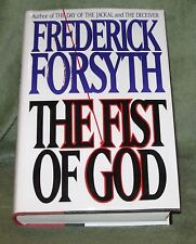 THE FIST OF GOD by Frederick Forsyth 1994 HC/DJ ~1st Edition 1st Printing +Cover