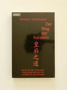 Der Weg der Kaiserin Christine Li Ulja Krautwald Knaur Taschenbuch Buch