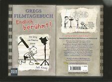 Gregs Tagebuch:  Filmtagebuch - Endlich berühmt!  Jeff Kinney, Comic-Roman, TB