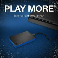 4TB Seagate Game Drive External Drive for PS4 Portable Hard Drive HDD BRAND NEW
