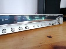 Stereo Slim Line Verstärker SL 2500 VFD-Display 5.1 Karaokefunktion