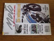 10µ Revue Moto Legende n°17 500 Benelli Royal Enfield Aermacchi 350 Motobecane