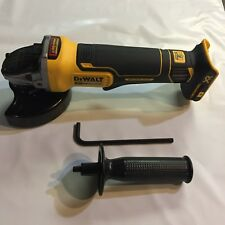 Dewalt 20 volt XRCordless 4 1/2 Brushless Angle Grinder DCG413B NEW w Brake