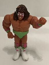 WWF / WWE Hasbro 90's Wrestling Figure Ultimate Warrior RARE
