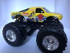Mattel - Hot Wheels - Monster Jam - SUZUKI