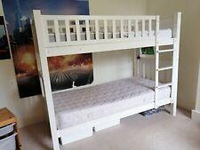 Aspace Children's Bunk Bed White
