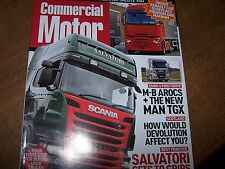 Commercial Motor Magazine 25th April 2013