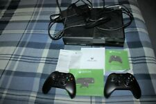 Microsoft XBOX ONE 1 TB (1TB) WITH 2 Wireless Controllers