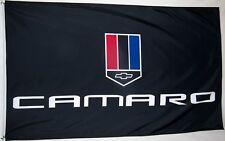 Camaro Premium Car Flag 3' x 5' Indoor Outdoor Automotive Banner (USA Seller)