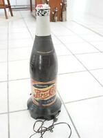 "Vintage Pepsi Cola Bottle Radio Rare Model 320  loud hum, 23 1/4"" tall Novelty"