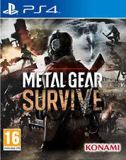 Metal Gear Survive [UK Import] PS4 Playstation 4 KONAMI