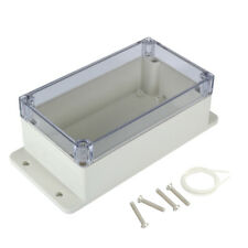Waterproof Junction Box Enclosure ABS Clear Electronic Project Case 158x90x64mm