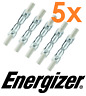 Energizer ECO Linear Halogen Bulb - R7 - 78mm - 80w (100w) - Pack of 5