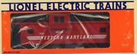 Lionel O Gauge Western Maryland WM #19704 Extended Vision Caboose #6-19704U