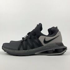 1fc97c9c1e6 Nike Shox Gravity Anthracite Black AR1999-011 Running Shoes size 10. air max