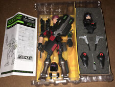 GI Joe Sigma 6 Lt. Stone Master Of Disguise In Blister