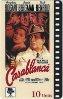 TK 310b Telefonkarte/Phonecard Sprint 100 Jahre Kino Casablanca Auflage 11000