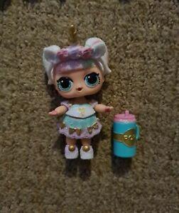 Lol Surprise Doll - Sparkle Series - Unicorn, Colour-changer