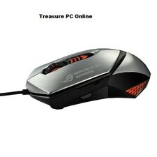 ddd71ccdb57 ASUS Rog Gx1000 Eagle Eye Gaming Mouse Programmable 8200dpi Silver USB Wired
