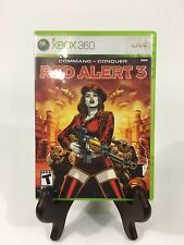 Command & Conquer: Red Alert 3 Xbox 360 Game Free Fast Shipping