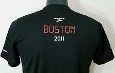Marathon Sports HEARTBREAKER Bosron 2011 Shirt Sz XS Brooks Jogging Run Fitness