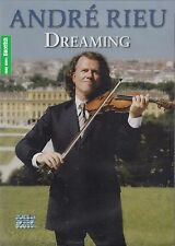 Andre Rieu Dreaming NEW DVD All Regions