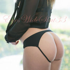Shorty cul nu Petit Secret Maison Close. Noir L