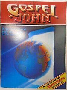 mm Gospel of John nm Beautiful Rick Griffin Artwork (1980)
