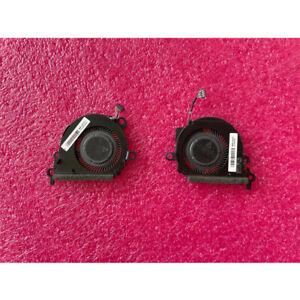 For HP Spectre X360 13-AP Cooling Fan L41203-001 L41175-001