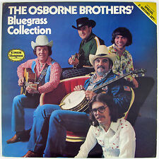 OSBORNE BROTHERS Bluegrass Collection 2LP (1978) (BLUEGRASS)