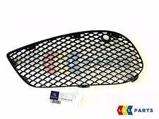 NEW GENUINE MERCEDES BENZ MB C CLASS W205 AMG FRONT BUMPER LOWER GRILL LEFT SIDE