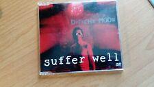 Depeche Mode Suffer Well /Remixes 3 Track DVD/CD