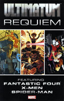 MARVEL COMICS PREMIERE ULTIMATUM REQUIEM FF X-MEN SPIDER-MAN HC HARDCOVER