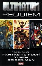 Marvel Comics Premiere Ultimatum Requiem Ff X-Men Spider-Man Hc Hardcover