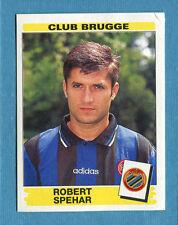 FOOTBALL 96 BELGIO Panini - Figurina-Sticker n. 118 -R. SPEHAR-CLUB BRUGGE-New