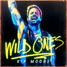 KIP MOORE Wild Ones Ltd Ed Discotinued RARE New Poster +FREE Country Folk Poster