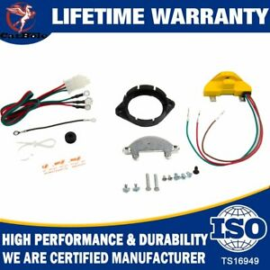 High Performance Ignition Conversion 2010ACC Points Eliminator Kit For Chevrolet