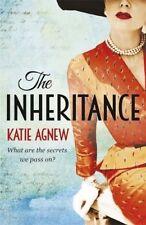 The Inheritance,Katie Agnew- 9781409135135