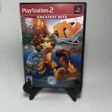 New listing Ty the Tasmanian Tiger (Sony PlayStation 2, 2002) PS2 Complete CIB