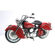 Guiloy #17614 1/10 Indian Chief 384 (1948) / Red Diecast Model