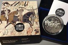 France 2016 Reine Mathilde 10 euros Silver Historical Femmes de France Queen €