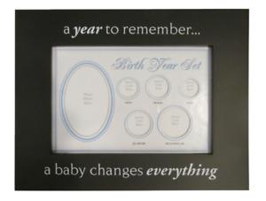 Birth Year Coin Set Frame