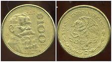 MEXIQUE 100 pesos 1986