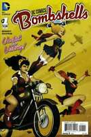 DC Comics: Bombshells #1 in Near Mint condition. DC comics [*py]