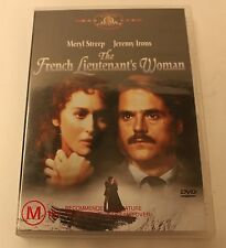 The French Lieutenant's Woman (DVD, 2004)