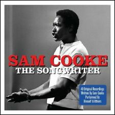 Sam Cooke The Songwriter 2-CD NEW SEALED Only Sixteen/Wonderful World/Cupid+